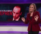 "Samantha Bee calls out Trump's ""political smallpox blanket"" adviser Stephen Miller"