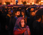 Armenian protesters to renew efforts to stop capital traffic