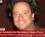 Trump taps 'Ancient Aliens' guy as Secretary of Space Force