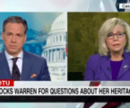 Liz Cheney Gives Trump A Pass On Native American Genocide Jokes