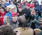 Covington High student's legal team sues Washington Post