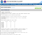 3-Day Forecast | NOAA / NWS Space Weather Prediction Center