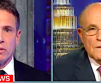 Rudy Giuliani To Chris Cuomo: Stop Using The Word 'Lie' About President's Trump Tower Lie