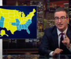 John Oliver Pits States Against One Another in a Battle to Make History